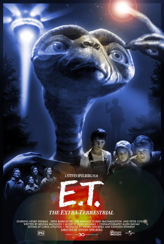 E.T. The Extra Terrestrial อี.ที. เพื่อนรัก HD 1982