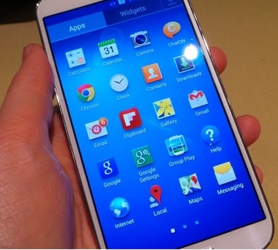 736. Samsung S4 problems and solution