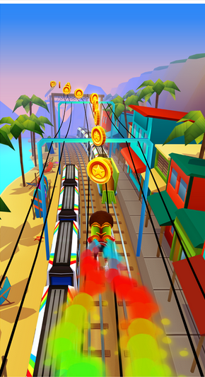subway surfer cover