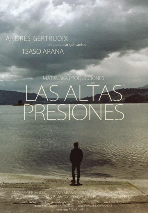 Las altas presiones, de Ángel Santos