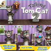 Download My Talking Tom 2 v4.3 apk Android