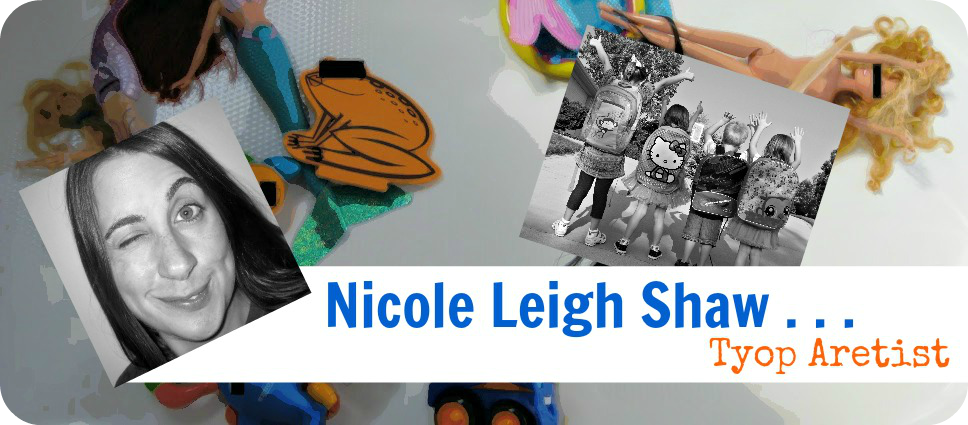 Nicole Leigh Shaw, Tyop Aretist