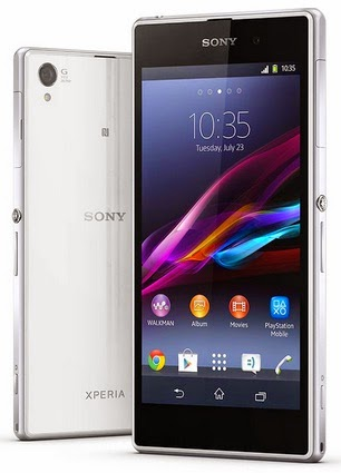 Sony Xperia Z1 Smartphone Android Harga Rp 4.9 Jutaan