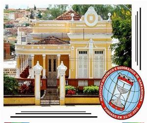 IHGCG - Instituto Histórico, Geográfico e Cultural de Garanhuns