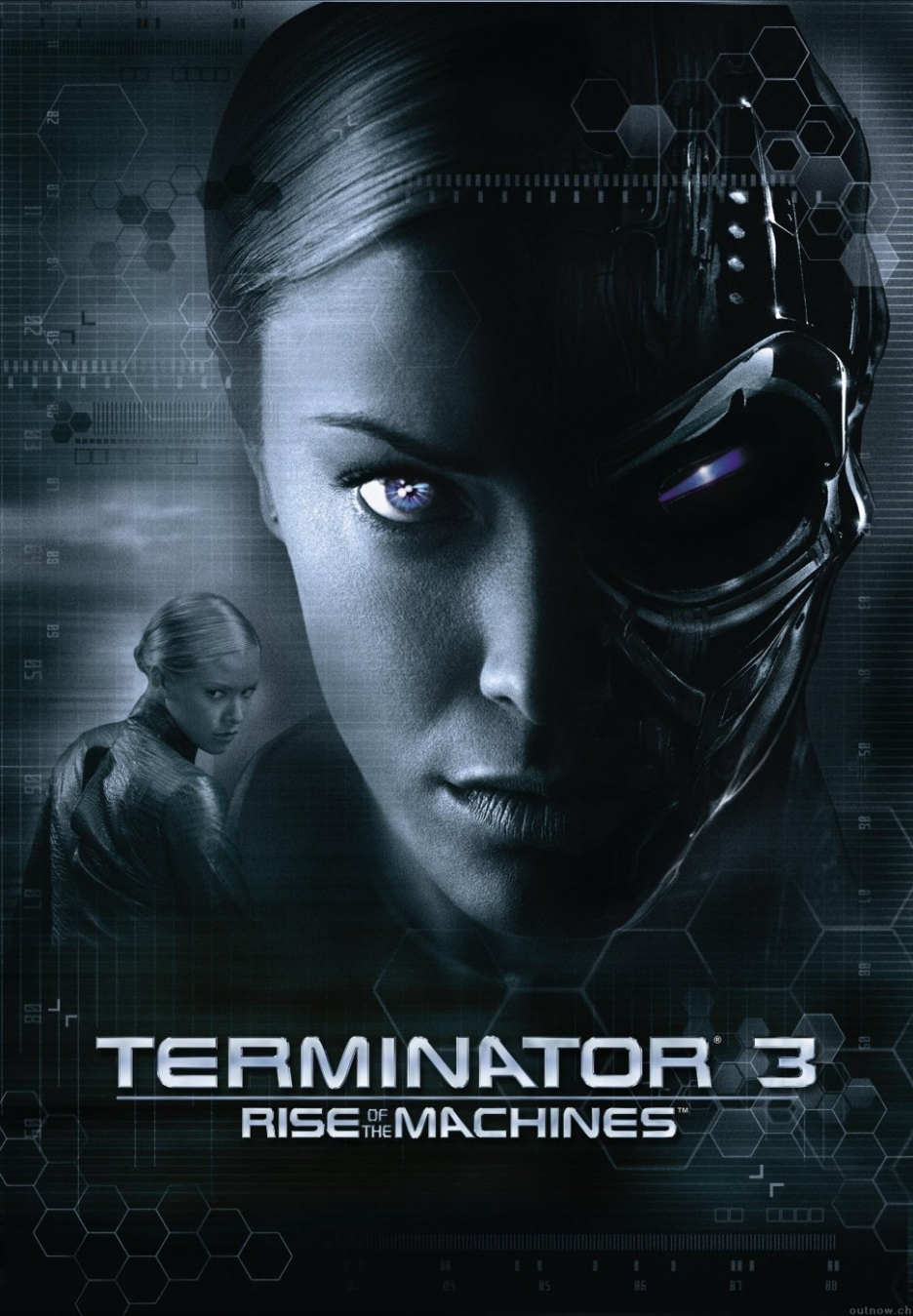 Terminator 3: Rise of the Machines (2003) | Check Out Here Pacific Rim 2013 Dvd Cover