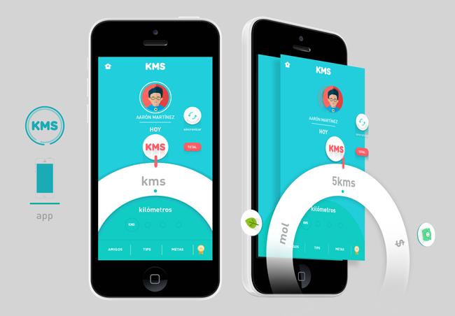KMS: Tecnología que capta toda tu actividad física del día