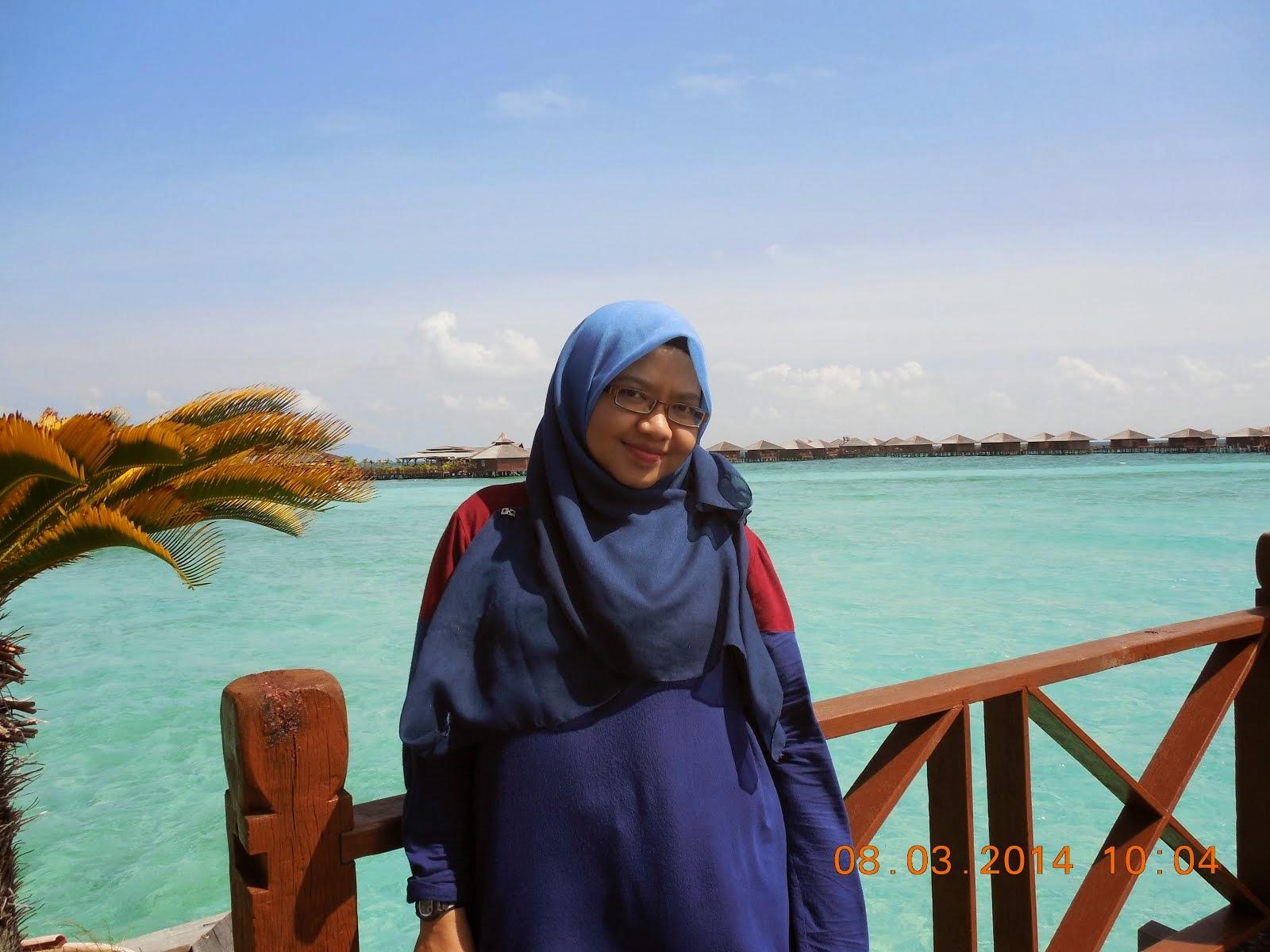 Mabul Island - March 2014