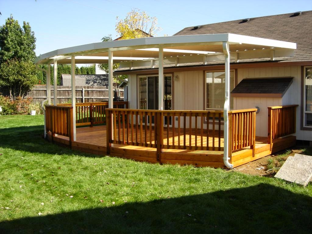October 2014 instant knowledge for Small house deck designs