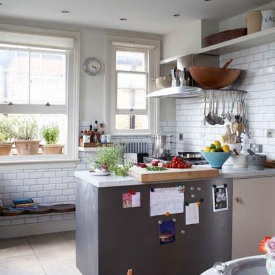 Desain dapur untuk ruang sempit