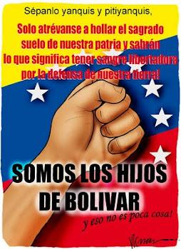 Los Pueblos de America Latina y el Caribe, se Respetan...!