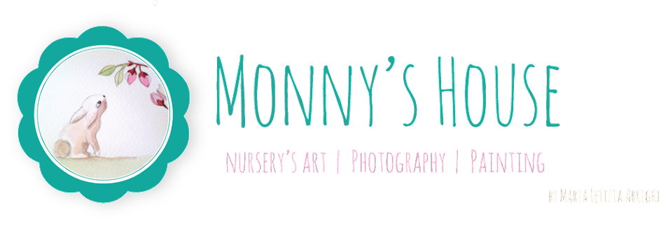 MonnysHouse - House and lifestyle - decoration and nursery's art