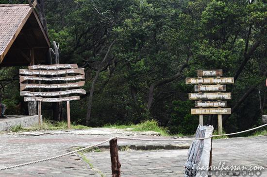 Esotik Wisata Alam Kawah Putih Ciwidey Jawa Barat