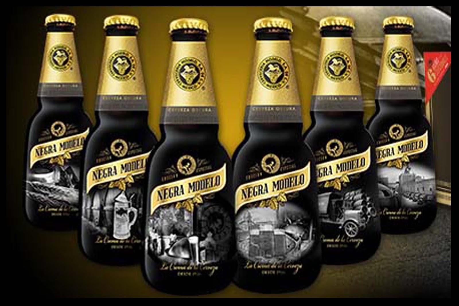 negra modelo cerveza
