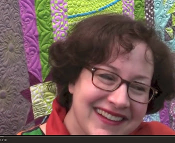 Quilt Show Video Interview