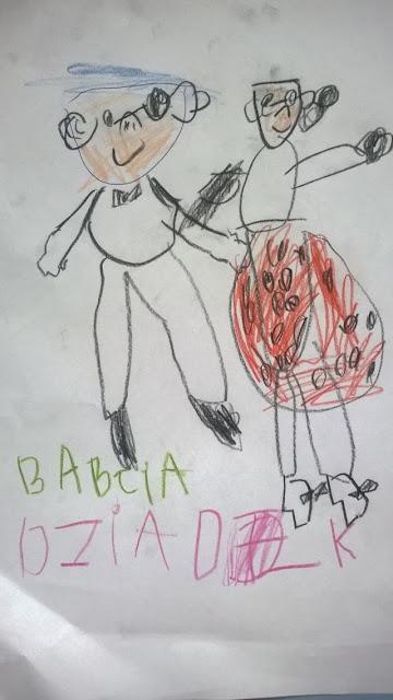 Babcia Anielka i Dziadek Tadek