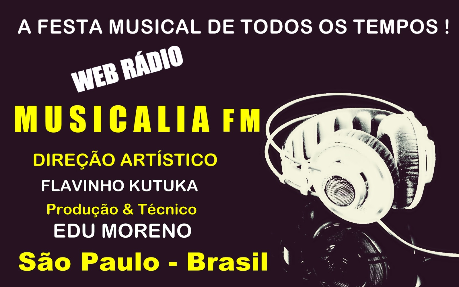 MUSICALIA WEB RADIO