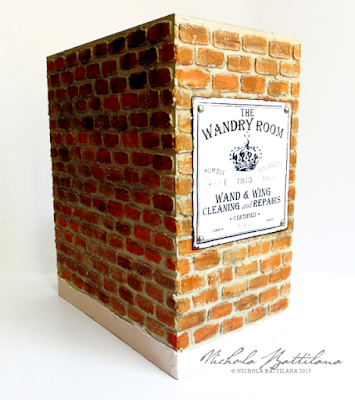 Brick texture tutorial - Nichola Battilana