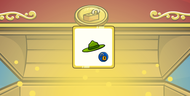 Club Penguin codes - park ranger hat