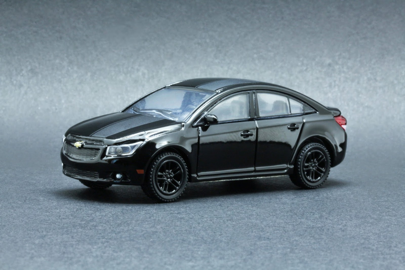 64 Scale Diecast from Greenlight Black Bandit Series 9