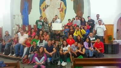 Jovens em Missão na Diocese de Guarulhos (SP)