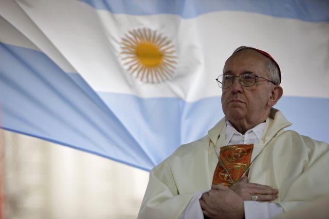 el santo padre francisco