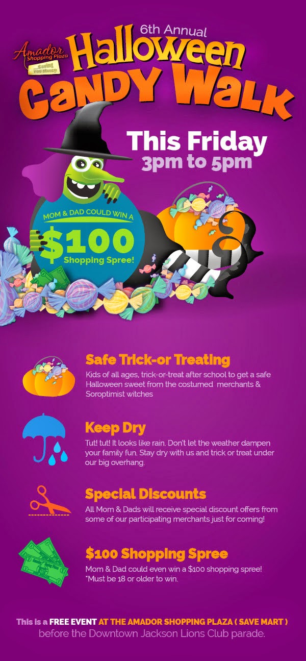Halloween Walk - Fri Oct 31
