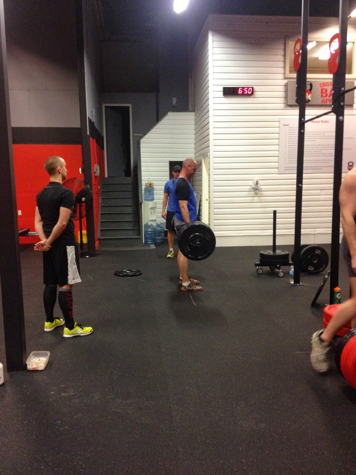 crossfit bad apples some first max ever found some new personal posted by ruth d at 12 26