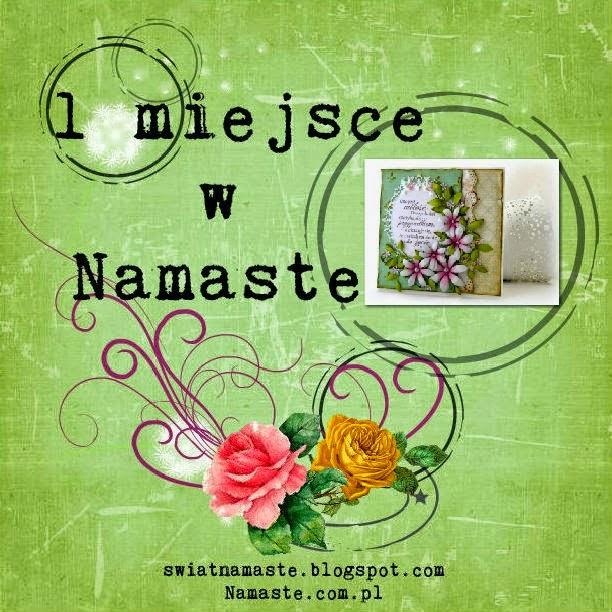 wyróżniona w Namaste
