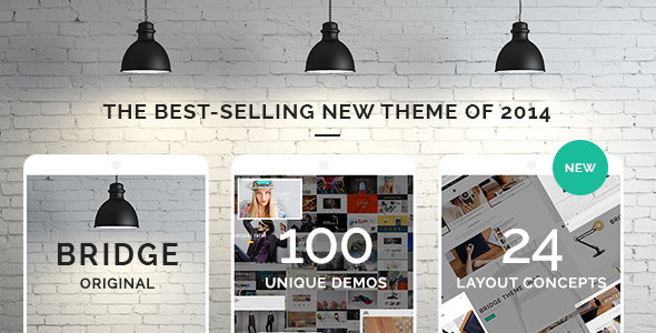 Bridge v7.7 – Creative Multi-Purpose WordPress Theme