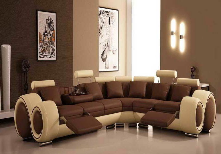 Living Room Design Brown Couch good living room colors - destroybmx