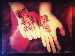 Aunque mi piel se tiña de henna, no puedo desprenderme de las diferencias que surgen por mi orígen