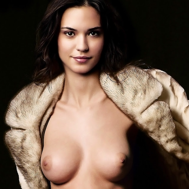 odette annable naked
