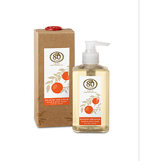 80 Acres, 80 Acres Blood Orange Hand & Body Wash, 80 Acres body wash, 80 Acres shower gel, 80 Acres beauty products, 80 Acres hand & body wash, body wash, hand soap, hand & body wash, shower gel, beauty, beauty products, shower