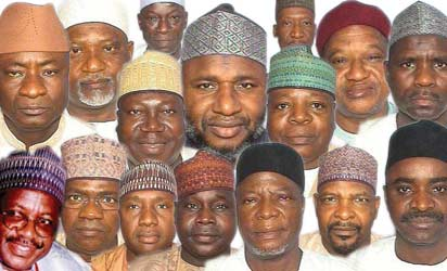 (Photos)Faces of 35 Senators who voted YES to Child Marriage