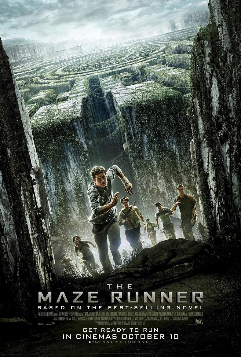 The Maze Runner เมซ รันเนอร์ วงกตมฤตยู [MASTER][HD]
