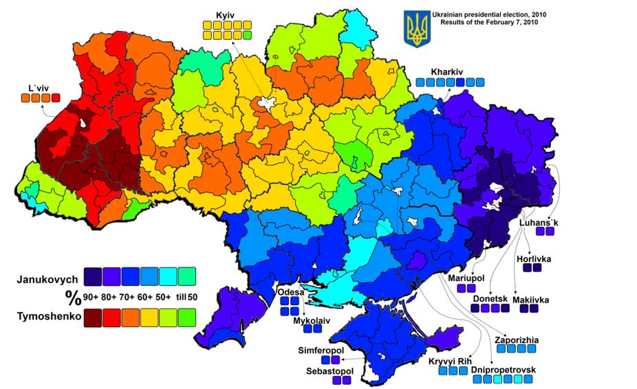 True Economics 252014 Ethnic Russians in Ukraine are Centuries