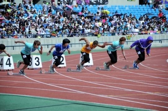 '2013 Idol Athletic Championship'