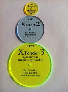 kaye wood's xtenders