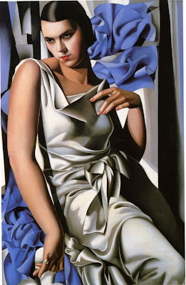 Tamara de Lempicka - Portrait Of Mrs M. - 1932
