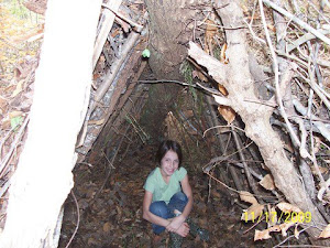 Building a Shelter for Wilderness Survival