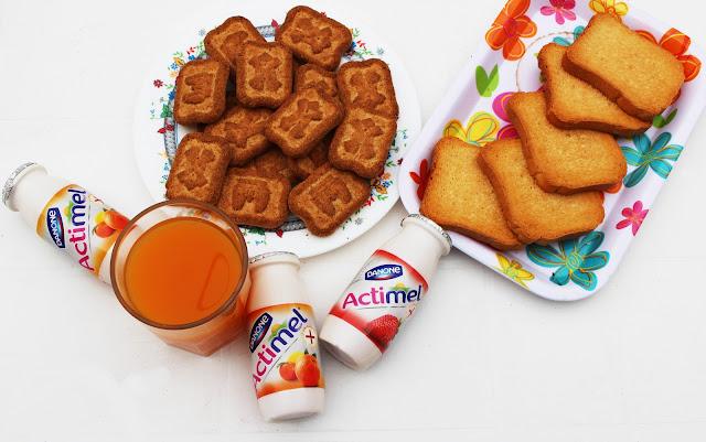 actimel colazione