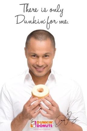 Derek & Dunkin' Donuts