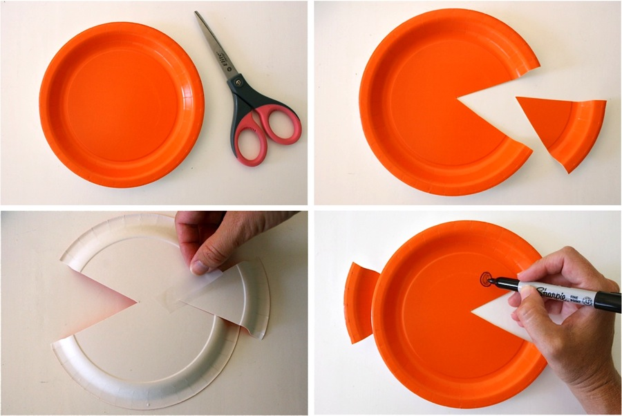 paper plate fish & paper plate fish \u2013 MADE EVERYDAY