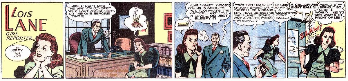 Lois Lane Strip