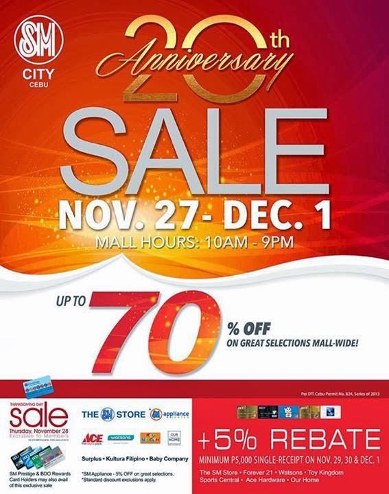 20th-anniversary-sale-Sm-city-Cebu