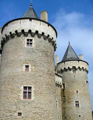 Castelo de Suscinio: símbolo de uma região ufana de sua originalidade