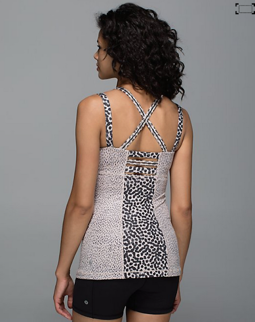 lululemon happy strappy tank