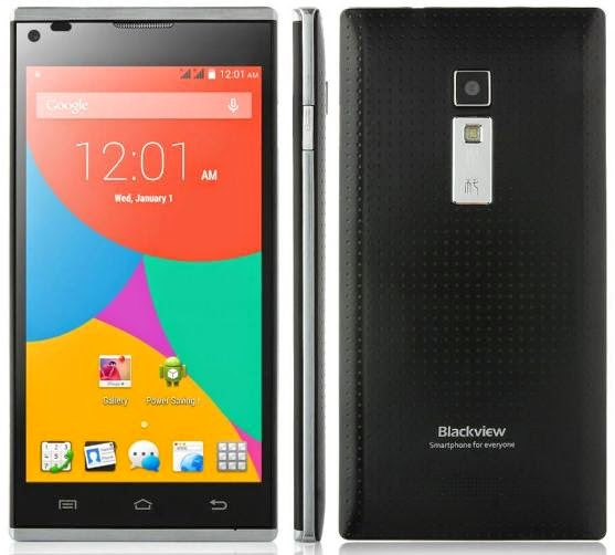Blackview Crown, 5-inch HD IPS OGS Octa Core KitKat for Php9,999