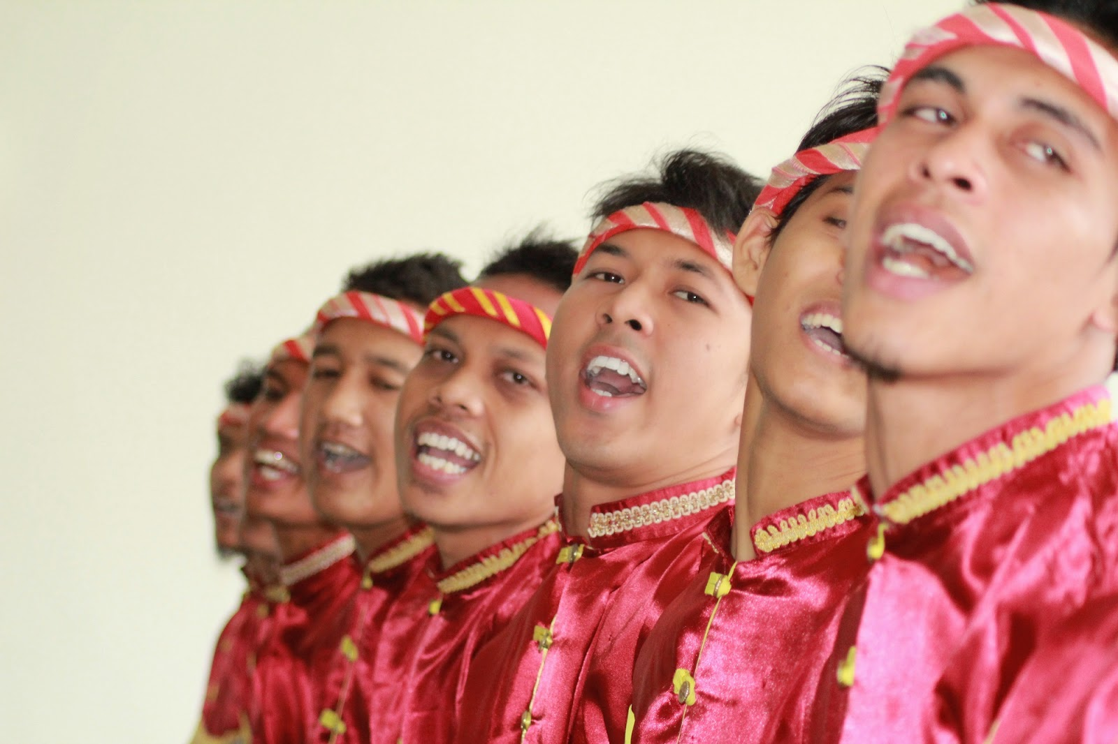 Foto Tari Rapai Geleng Aceh