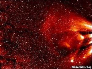 gambaran bintik - bintik matahari